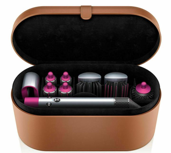 Multi function hair tyling device hair dryer automatic curling iron 8 head gift box for dy airwrap