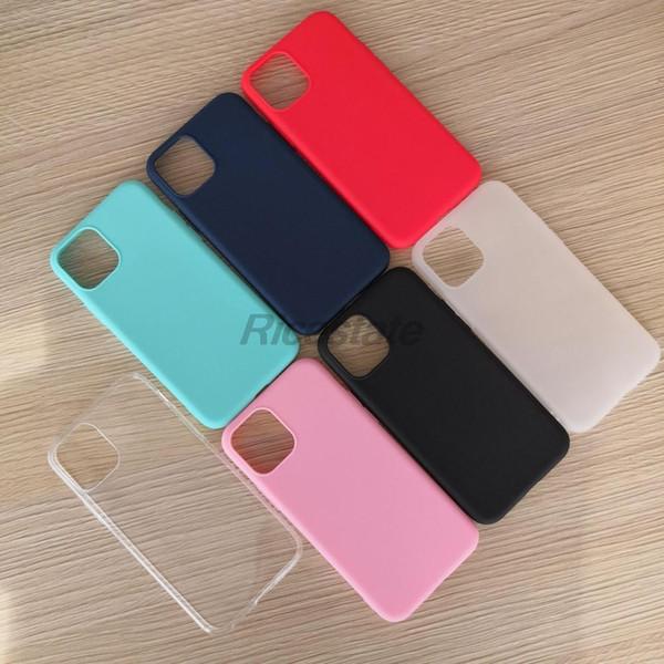 Счастливых конфеты матового силиконового Коке чехол для iPhone 11 Pro MAX 2019 чехла для iPh фото