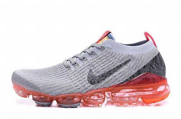 New Vapor 3.0 Rainbow 2018 2.0 Designers Woman Air Shocks Black White Max Socks Running Shoes Fly Knitting 2 Trainer Men Sports Sneakers