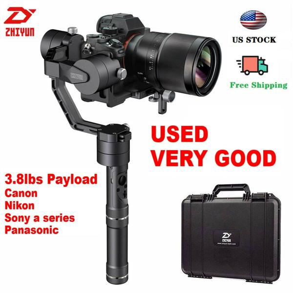 U ed zhiyun crane v2 3 axi handheld tabilizer gimbal for d lr camera ony