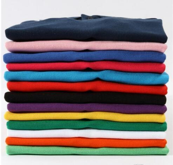 Brand 2020 Mens Top Crocodile Embroidery Polo Shirt Short-Sleeve Solid Polo shirt Men Polo Homme Slim Men Clothing Camisas Polos Shirt S-6XL