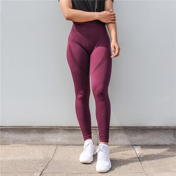 AprilGrass бренд йога брюки девять частей женщина высокая талия работает тренажерный зал спортивные брюки хип-хоп бодибилдинг на открытом воздухе Fitnesss леггинсы брюки фото
