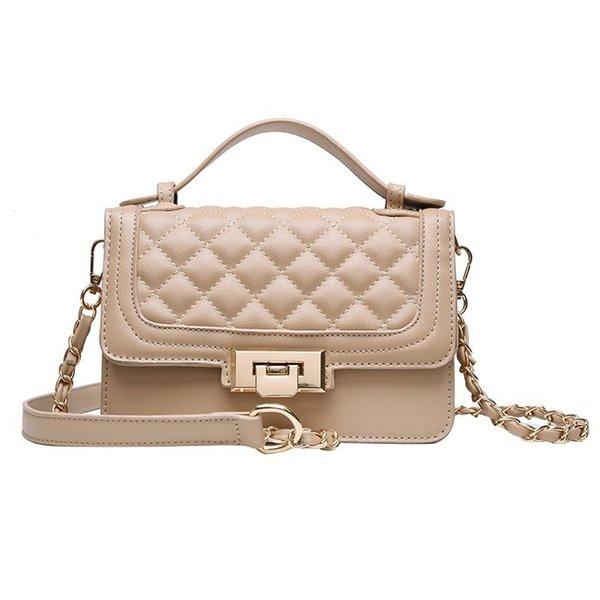 women purses diamond lattice shoulder bag purses and handbags luxury designer chain bag crossbody tote new (552137901) photo