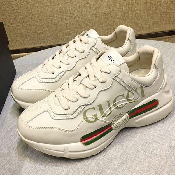 Высокое качество Мужская обувь кроссовки обувь платформа с оригинальной коробке