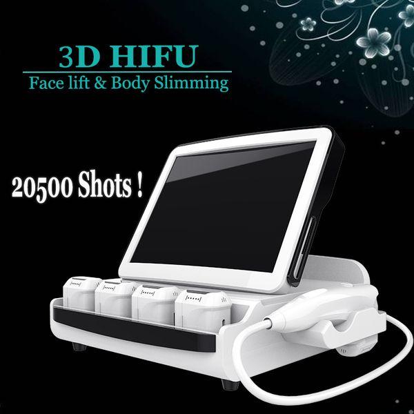 Multifunction 3d face lifting hifu facial  kin tightening body weight lo    limming hifu high inten ity focu ed ultra ound hifu equipment