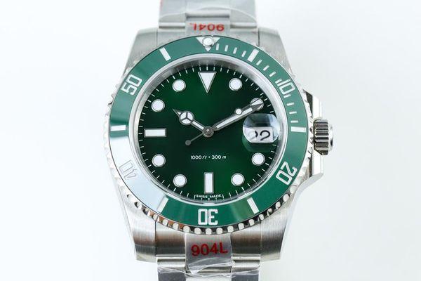 Роскошные мужские часы Популярная фабрика 3135 Топ автоматику часы 904L из нержавеющ фото
