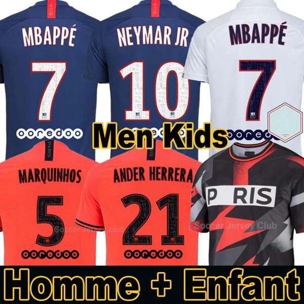 Maillot__p_g__occer_jer_ey_19_20_pari__mbappe_diallo_cavani_training_football__hirt_2019_2020_goalkeeper_men_women_kid__kit__et__uniform