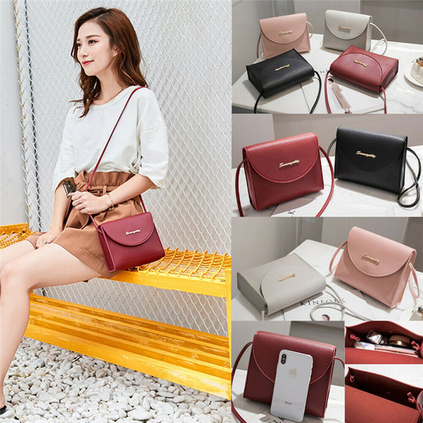 new women's lady leather handbag shoulder bag tote purse crossbody hobo satchel (520212336) photo