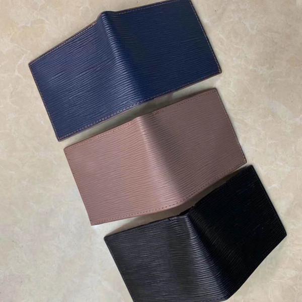 leather men's business short walle purse cardholder upscale card case holder classic fashion purse (545228048) photo