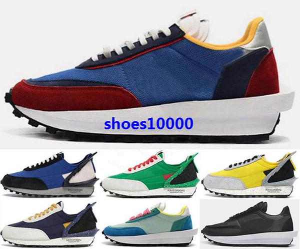 mens Men Running waffle sacai shoes tailwind 79 Women size us 5 12 46 Sneakers Trainers Kids Runners white daybreak Fashion New arrival 2019