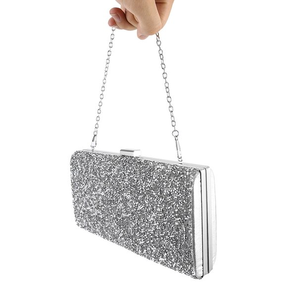 luxury women wedding clutch bags for women 2019 evening handbag crystal day glitter party purses (512426025) photo