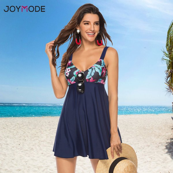 joymode_two_piece_bikini_skirt_plus_size_5xl_swimsuit_women_bath_suit_dress_mujer_beachwear_brazilian_tankini_swim_dress