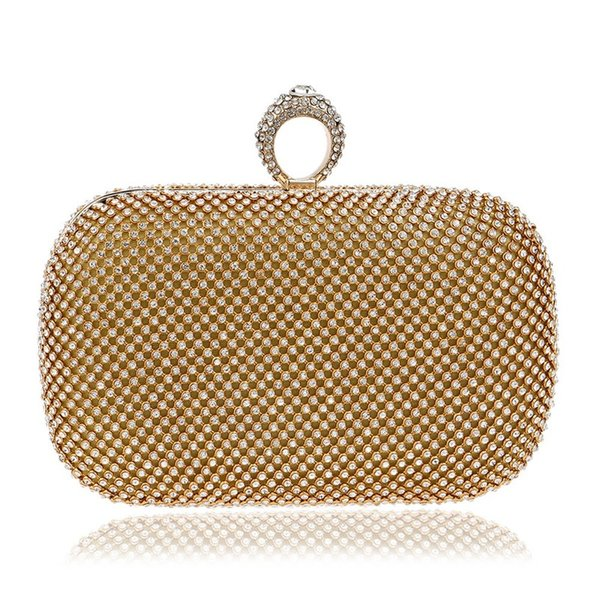 diamond evening bag women's banquet bag fashion evening luxury handbags women bags designer purses and handbags (529031245) photo