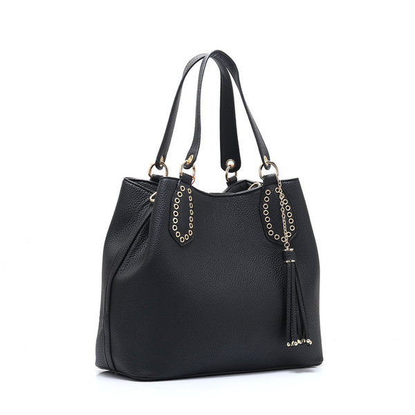 wholesale 2019 brand new designer luxury handbags purses women's european and american style large-capacity shoulder bag (496109178) photo