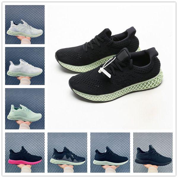 STOCK Brand FUTURE 4D PRINT Mesh Breathable Mens Running Shoes дизайнерские кроссовки Кроссовки кроссовки для мужчин и женщин размер 36-45 фото