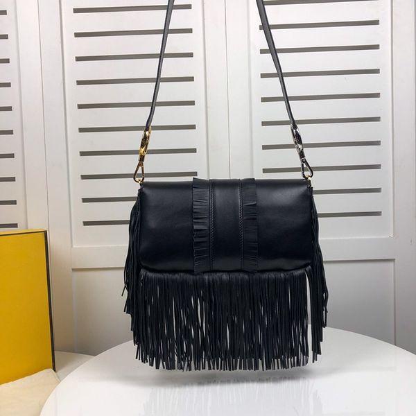 designer luxury handbag purse f tassel shoulder crossbody women designer bags messenger purses women designer bag (493303871) photo