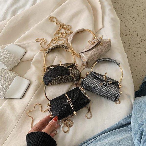 designer luxury handbags purses ladies sequins chian shoulder bags mini crossbody new style wholesale girl dating bag (541747586) photo