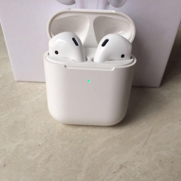 H1 chip wirele   charging generation 2 bluetooth headphone  auto paring earphone  with pop up window pk airpod  2 i14 i12 i10 i9  i7 tw