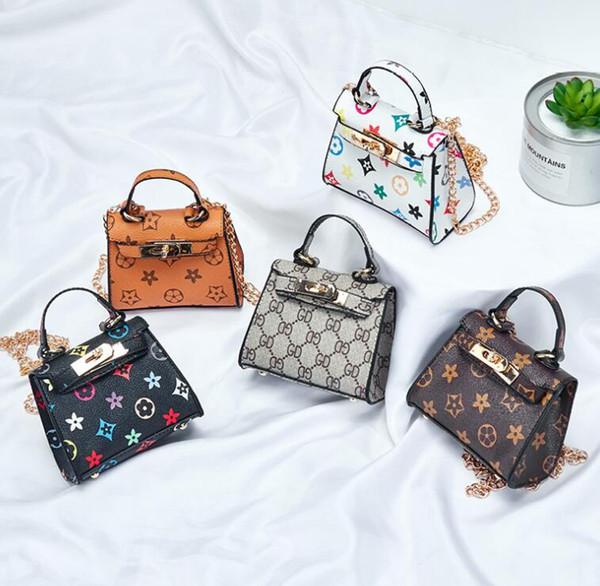 designer children crossbody luxury mini cute girl shoulder bag fashion women handbags purses print baby girl bag (527865651) photo