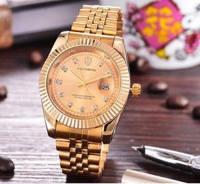 Высокое качество человек часы роскошные повседневные наручные часы известный бр фото
