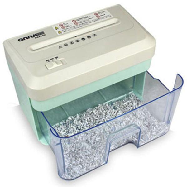 2.1l electric mini shredder file shredder strip office home high power electric shredding 110-220v paper 156mm (509279202) photo