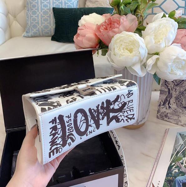 2020 designer graffiti bag luxury handbags purses wholesale women designer crossbody bag brand l0g0 c0py (546024495) photo