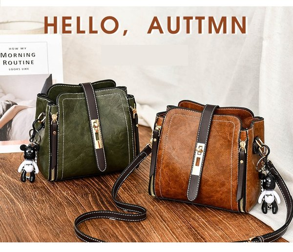 crossbody bag for women small shoulder purses and handbags lightweight vegan leather wallet with detachable strap (544742896) photo
