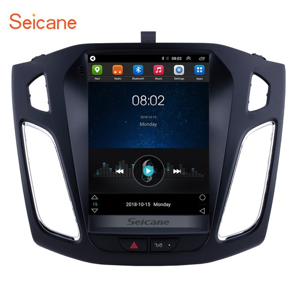 Android 6 0 9 7 inch hd touch creen car tereo gp navigation for 2012 2015 ford focu with bluetooth u b upport obd2 rear camera car dvd