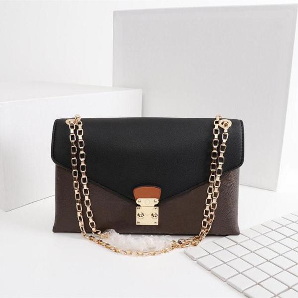 m41200 old flower women canvas chain clutch mini wallet purse hobo handbags chain handles single-shoulder crossbody messenger shoulder bags (495497655) photo