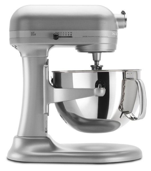 Kitchenaid rkp26m1x 6 qt pro 600 large capacity tand mixer different color