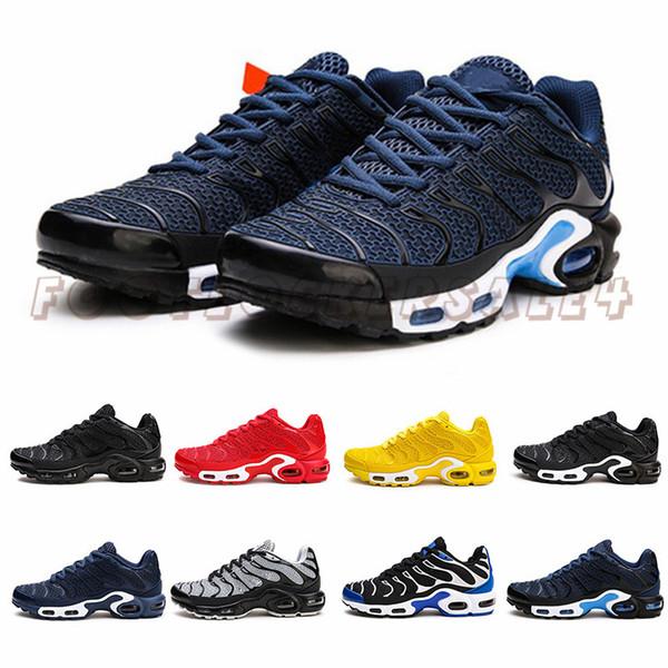 2019 TN Мужская обувь размер 13 плюс кроссовки утилита КПУ синий желтый красный черны фото