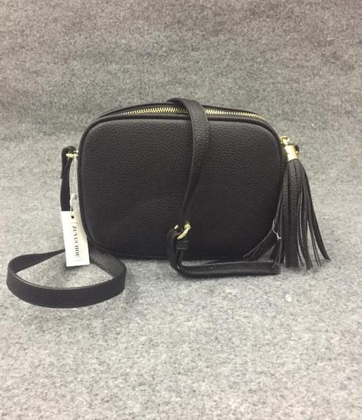 women leather bag disco shoulder bag purse (530963079) photo