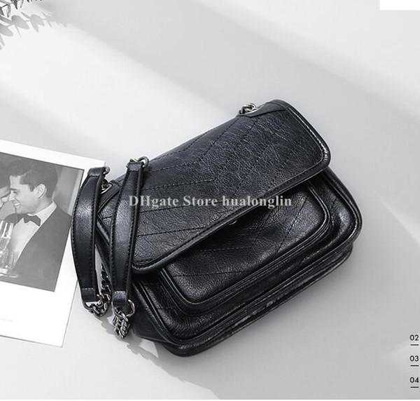genuine leather women messenger bag handbag purse tote brand designer wholesale discount (457930030) photo