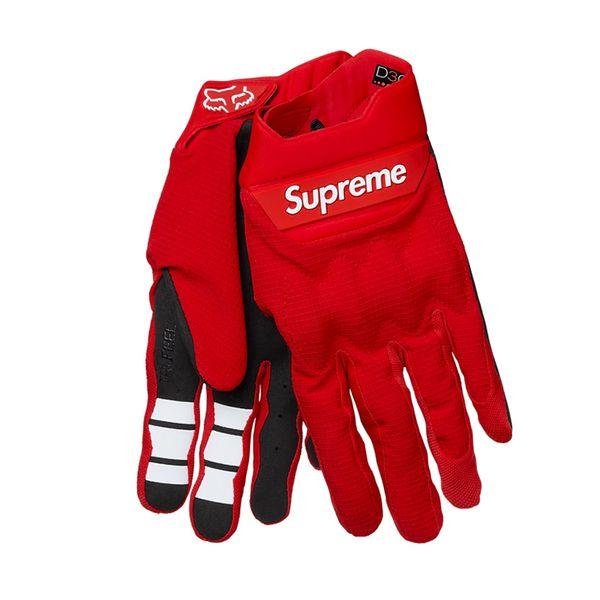 Sup Gloves Racing Red Motor Перчатки классные SS18 КРАСНЫЙ ЧЕРНЫЙ размер M L XL XXL