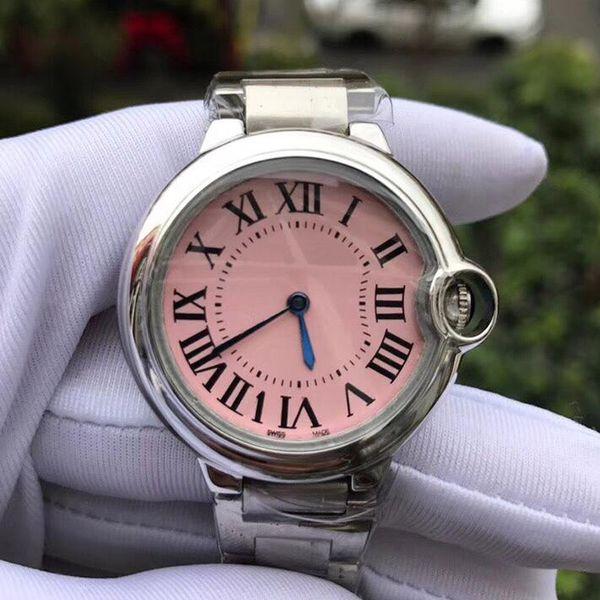 2019 Роскошные Наручные Часы Женская Мода Из Нержавеющей Стали 316L Швейцарский Квар