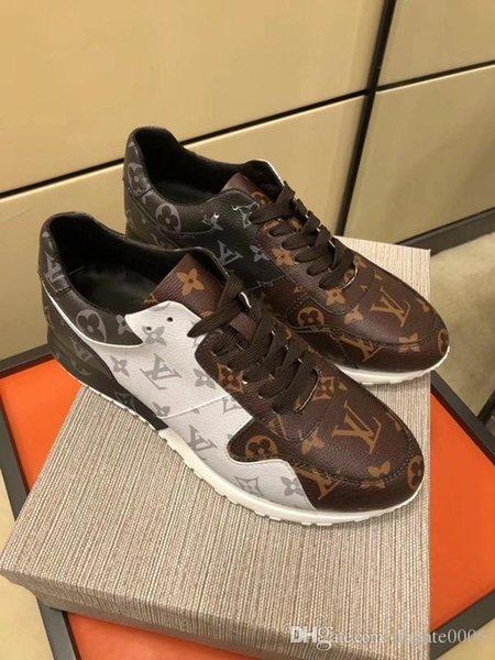 2019 высокое качество хорошая цена Мода мужская обувь Мода с плоским дном пластины