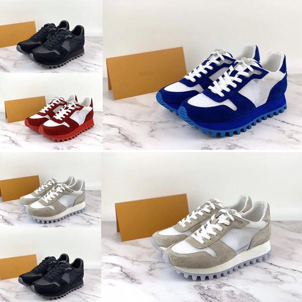 2019 горячие новые дизайнерские туфли RUN дизайнер дамы мужская спортивная и досуг к