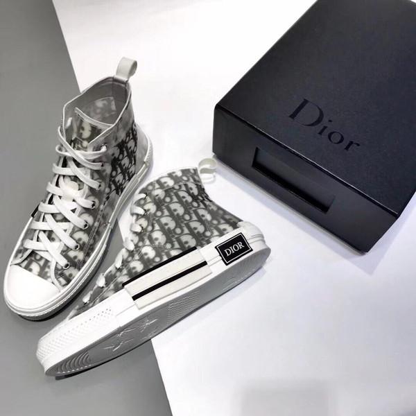 2019x новая ограниченная серия на заказ мужская повседневная обувь, модная дикая сп