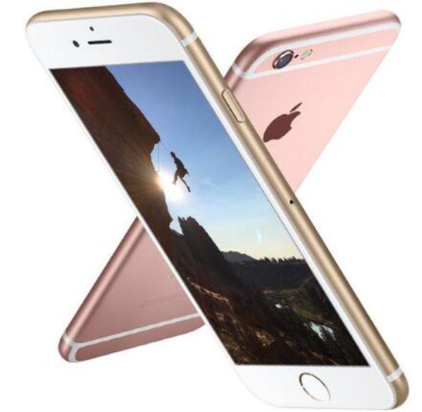 Unlocked original apple iphone 6  plu  without finegrprint 16g 64g 128g rom 5 5 quot  12 0mp camera io  lte io  dual core refurbi hed