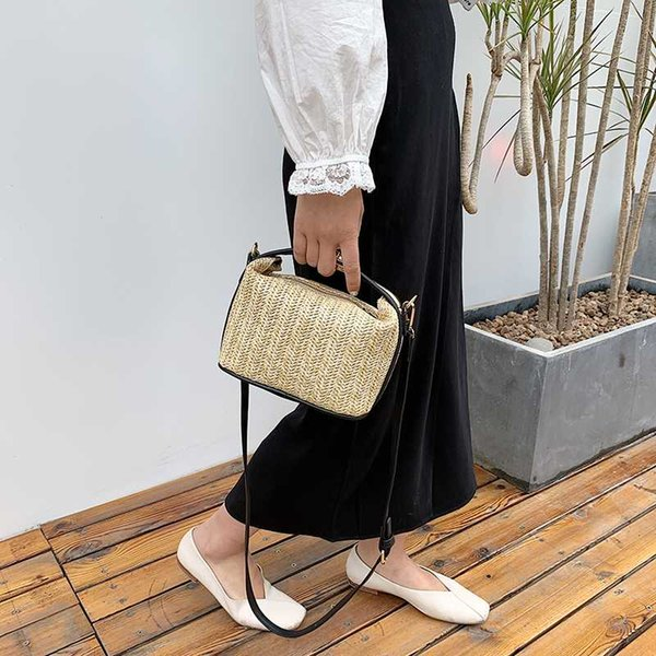 2020 summer woven lady handbag purses and handbags crossbody bags for women purses and handbags sac a main femme (542767969) photo