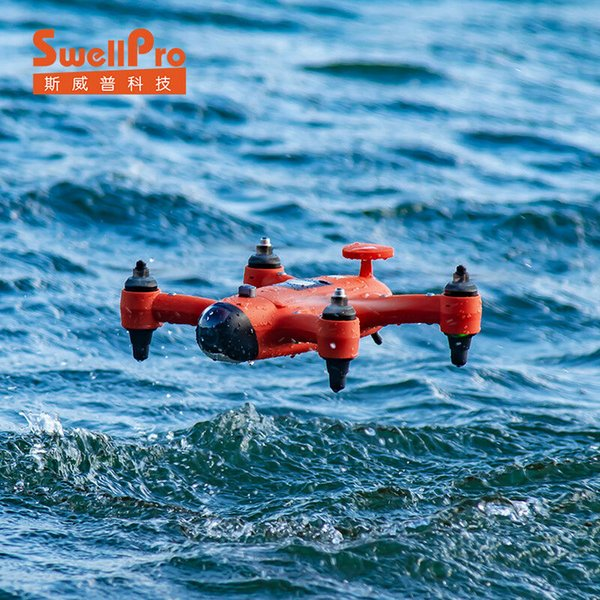 2018  wellpro  pry waterproof drone with 4k camera portable drone
