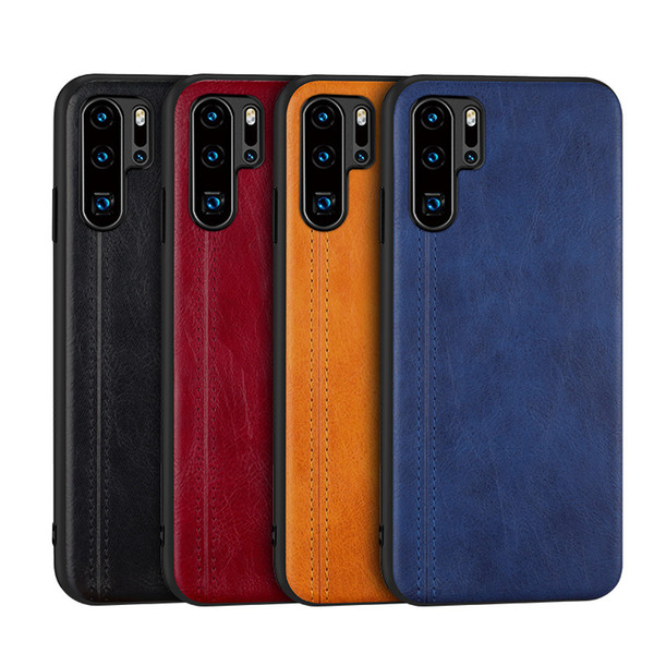 YYK Luxury Leather Protection телефон Чехлы для Huawei P30 Pro P30 Lite P20 Pro P20 Lite P10Plus P10 Plus Phone Cover фото