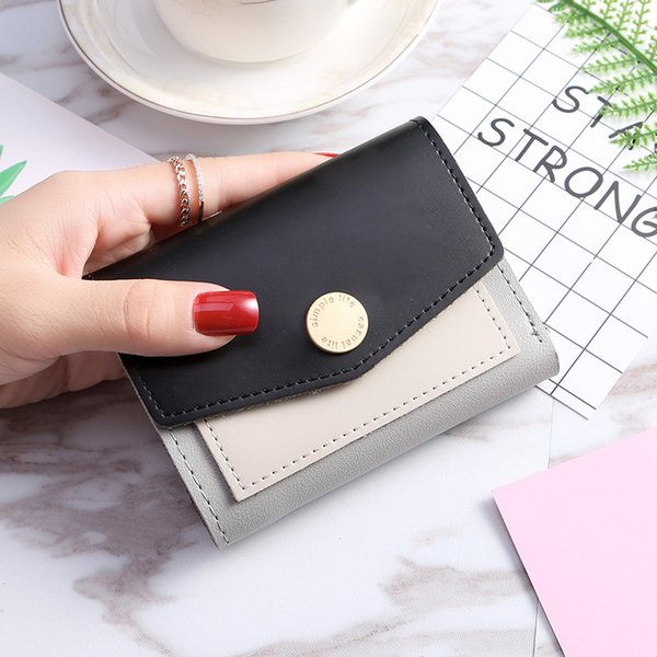 new women retro pu leather hasp clutch wallet female purse ladies practical coin purse (484439139) photo