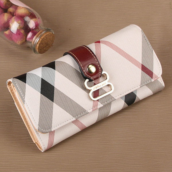 2020 new ladies' medium-and long-term 70% discount card purse women's purse (530125704) photo