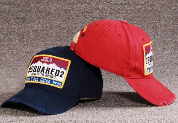 Новые цвета Повседневная мужская уличная бейсбольная кепка из хлопка с вышивкой фото
