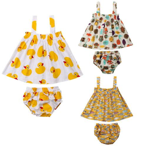 New Fashion Lovely Newborn Baby Bibs Girls Cotton 2Pcs Animal Print Sleeveless Top Briefs Outfits Children Clothing Sets New Fashion Lovely Newborn Baby Bibs Girls Cotton 2Pcs Animal Print Sleeveless Top Briefs Outfits Children Clothing Sets