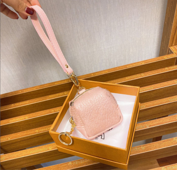 designer luxury handbags purses women mini coin purses fashion wrist bags brand bags l0g0 with box (544440582) photo