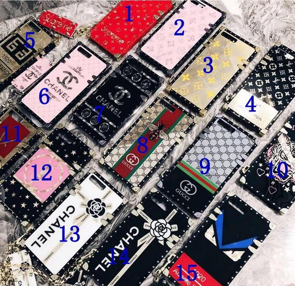 Brand phone mirror ca e cover for iphone x x xr x max 7 7plu 8 8plu 6 6plu 6 tpu ilicone oft hell 001