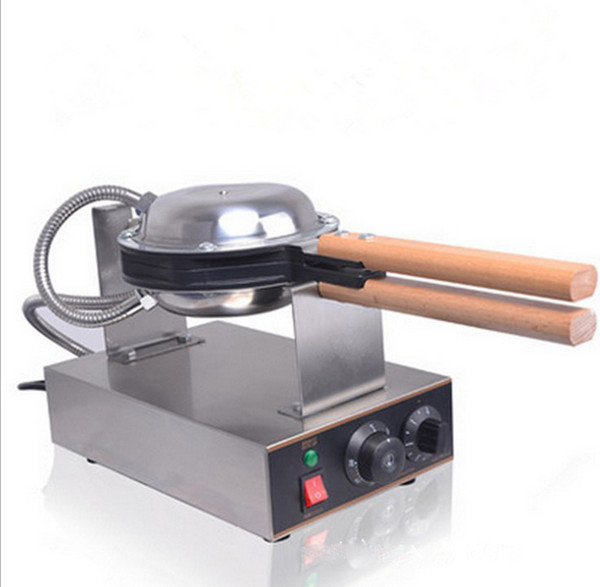 Low price directly pactory price electric egg waffle machine egg bubble waffle machine bubble waffle maker