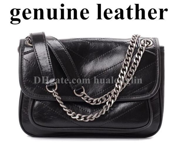 genuine leather women messenger bag handbag purse tote wholesale discount (457930030) photo